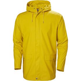 Helly Hansen Moss Płaszcz przeciwdeszczowy Mężczyźni, żółty